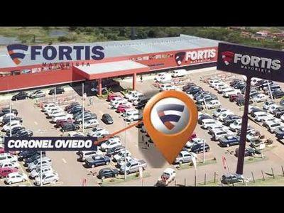 El 9 de octubre Fortis abrirá sus puertas en Coronel Oviedo
