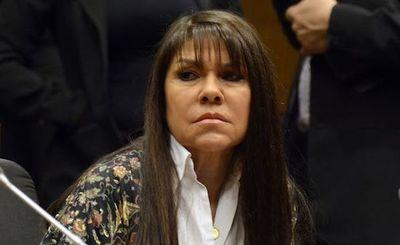 Suspenden a la diputada Celeste Amarilla por 60 días y sin goce de sueldo