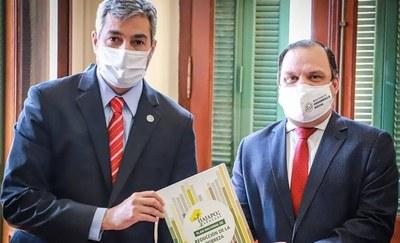 Presentarán el Plan Nacional de Reducción de la Pobreza Jajapo Paraguay