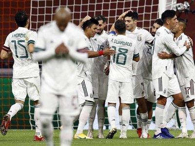 México acalla el rugido holandés