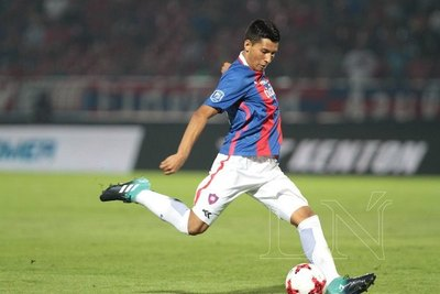 Fabián Franco vuelve a Cerro Porteño