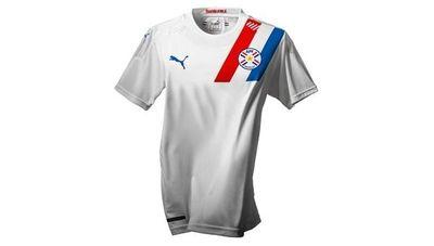 Desde hoy Puma viste a la albirroja: una camiseta hecha 100% con mano de obra paraguaya
