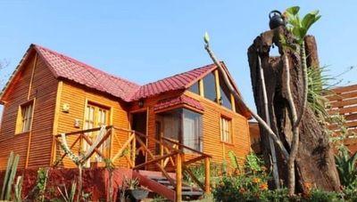 Paraguarí suma dos atractivos: Parque Ecológico y Recreativo Cerro Hũ y Cabañas Brisas de Paraguarí