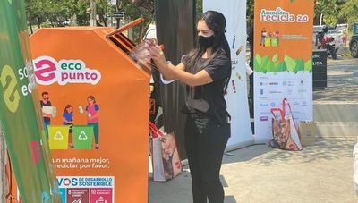 Casa Rica propone separar los residuos reciclables para llevarlos a los EcoPuntos