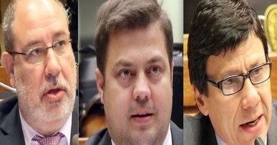 """La Nación / Repudian actitud """"irresponsable"""" de senadores"""