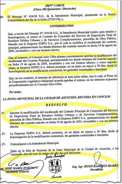 """Hay más autoridades salpicadas en caso Cateura que la Fiscalía """"olvidó"""""""