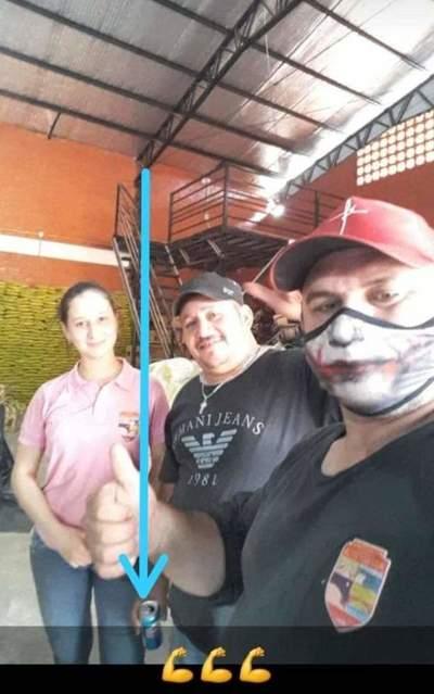 """Desenfreno y """"cuchipandas"""" en la Gobernación de Alto Paraná"""