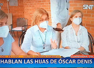 Hijas quieren saber si Óscar Denis está vivo