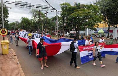 Esteños se movilizarán por la pérdida de investidura de Javier Zacarías Irún