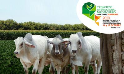 Preparan sexto congreso internacional agropecuario para zonas semiáridas