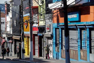 El PIB brasileño retrocederá el 6 % este año, según el Banco de España