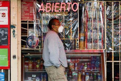 El Banco de España prevé una caída del PIB de México del 10,3 % este año