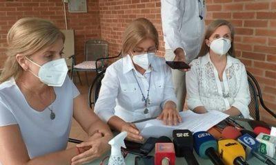 A un mes del secuestro, hijas de Óscar Denis piden la liberación de su padre
