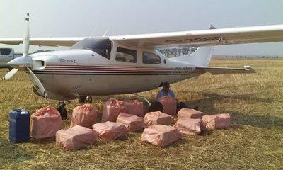 Incautan narcoavión con 400 kilos de cocaína y detienen al piloto boliviano – Diario TNPRESS