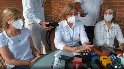 Piden información sobre Óscar Denis secuestrado hace un mes por el EPP