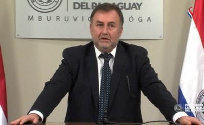 Benigno López podría dejar el Ministerio de Hacienda para ir al BID