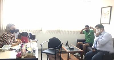 """La Nación / Richard """"La Pantera"""" Moray volverá a Tacumbú tras orden de jueza"""