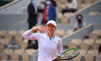 Iga Swiatek acaba con el sueño de Nadia Podoroska y accede la final