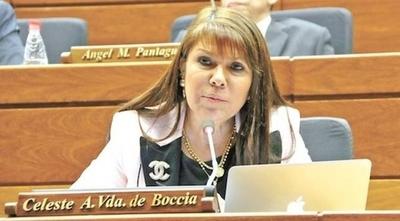 HOY / PLRA solicita a la Cámara de Diputados revoque sanción a Celeste Amarilla