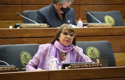 HOY / PLRA solicita a la Cámara de Diputados revocar sanción a Celeste Amarilla