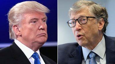 La esperanza de Bill Gates por el tratamiento usado en Trump contra el COVID-19