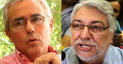 La Nación / Fuerte discusión entre Zavala y Lugo por secuestros y EPP