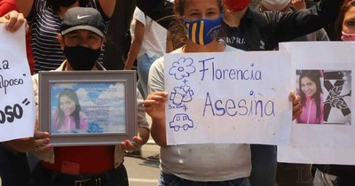 La Nación / Mamá de Florencia pidió comprensión para su hija: ¿quién comprende al bebé huérfano? le preguntó tío de la víctima