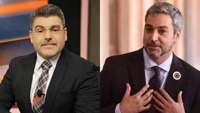 """HOY / Luis Bareiro 'va con todo' contra el Presidente de la República: """"Sos un pelotudo, Marito"""""""