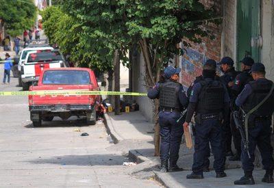 Violencia sigue sin freno en mexicano Guanajuato con 103 muertos en 7 días