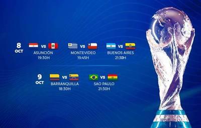Eliminatorias Sudamericanas: Estadísticas de los partidos de la primera fecha