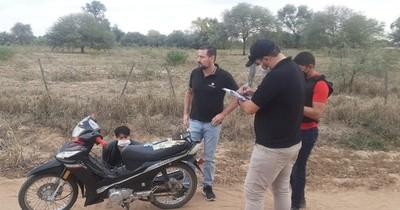 """La Nación / Capturan a presunto marihuanero que habría  robado fusil de un """"fortín militar"""" en Bolivia"""