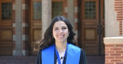 La Nación / Paraguaya sobresaliente: Salió de Tobatí, culminó dos carreras y va por su maestría en EEUU