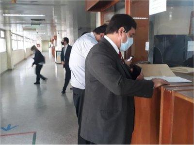 Piden nulidad del acta de imputación contra intendente y concejales de Asunción