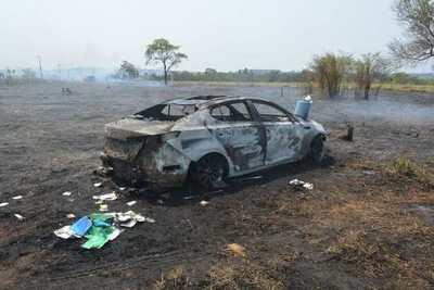 Yguazú: Incendio pudo ser intencional
