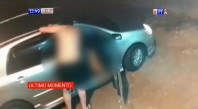 Itapúa: Imágenes revelan la última noche de la mujer hallada muerta