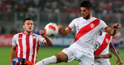 La Nación / El debut de Paraguay ante Perú, por las pantallas de Tigo Sports