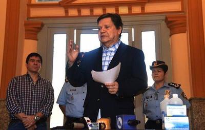 Acevedo dice que hay indicios de que Óscar Denis sigue con vida – Prensa 5