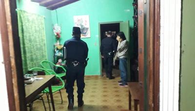 Hombre se quitó la vida colgándose en Coronel Oviedo