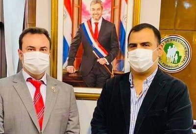 Reanudarán obras en el IPS de Caazapá