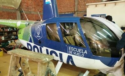 HOY / Ministro de Seguridad de Buenos Aires niega que helicóptero hallado en Areguá les pertenezca