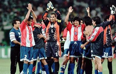 """Chilavert: """"El mejor seleccionado paraguayo fue el de Francia 98"""""""