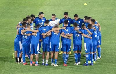 Paraguay vs Perú: el sueño albirrojo ya inició por las pantallas del Trece.