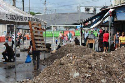 Bloqueos en Costa Rica causan pérdidas millonarias en Centroamérica
