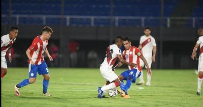 Paraguay vs. Perú: El resumen del primer tiempo