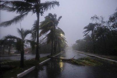 Huracán Delta recuperó fuerza tras dejar México y va rumbo a Estados Unidos
