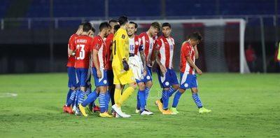 Paraguay se resigna con un empate frustrante