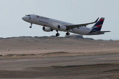 Quito reanuda su conexión aérea con Lima, con tres vuelos a la semana de Latam