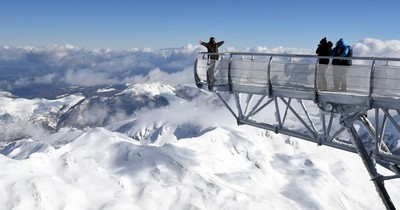 La Nación / EEUU dice que el cambio climático no amenaza al glotón que vive en la nieve