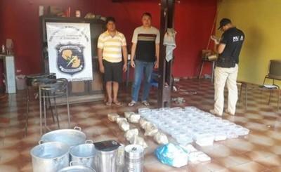 Bolivianos que cayeron con 40 kg de droga van a juicio oral