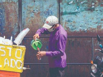 Tereré modo covid: se ofenden cuando  no se comparte  la guampa